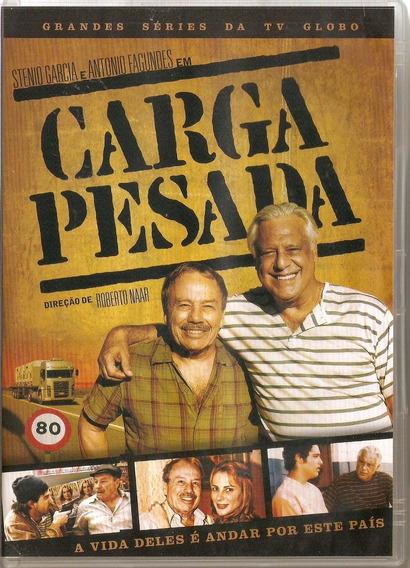 Dvd Carga Pesada : Grandes Séries Da Tv Globo - Novo***