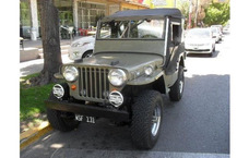 Jeep Willys 1946 Impecable. No Permuto