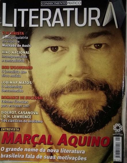 Revista Literatura Nº 21