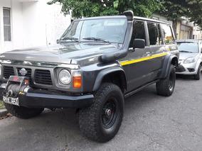Nissan Patrol Y60 Nafta Gnc