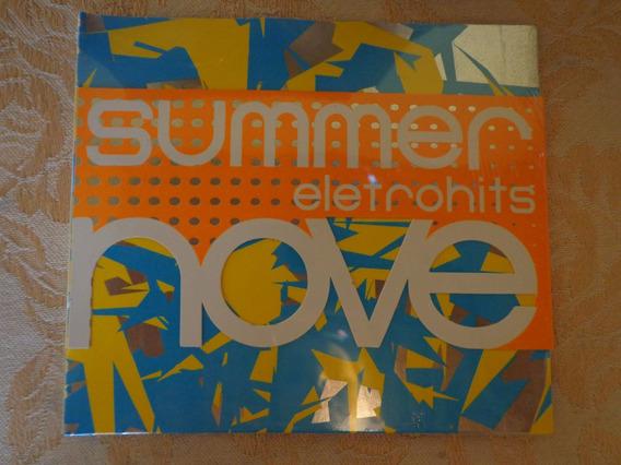 Cd Summer Eletro Hits 9 Digipack