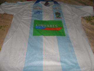 Abaixei Camisa Do Linhares F. C. Do Espirito Santo Aproveite
