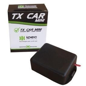 03 Un Controle Portão - Tx Car - Farol Do Carro-433,92 Mhz