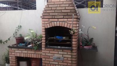 Casa Residencial À Venda, Jardim Silveira, Barueri. - Codigo: Ca0009 - Ca0009