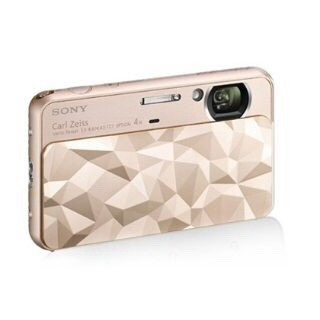Câmera Digital Sony Cyber Shot 16,1 Mega Pixel