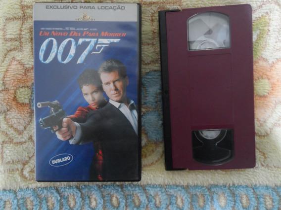 Filme Vhs 007 Um Novo Dia Para Morrer Dublado