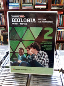 Moderna Plus Compartilha Biologia Vol 2 Amabis