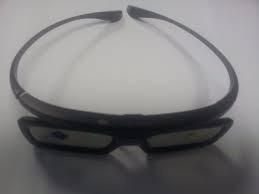 Óculos 3d Glasses C/ Bat Samsung Bn96-21457a Novo Original
