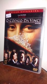 Dvd Filme O Código Da Vinci