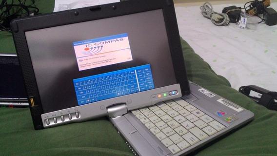 Tablet Netbook Fujitsu Modelo P1510 2 Gb Ram 60 Hd Recovery