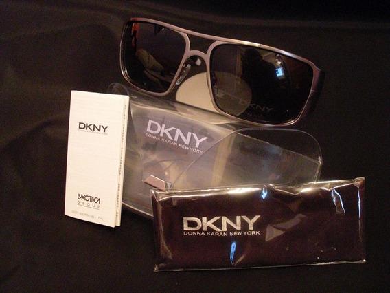 Óculos De Sol Dona Karan Dkny Original Novo Exclusivo