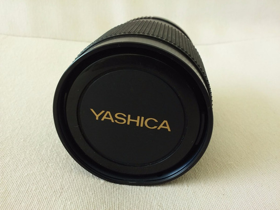 Yashica Lente 28-80mm 1:3.9-4.9 Zoom E Macro 12x Sem Juros