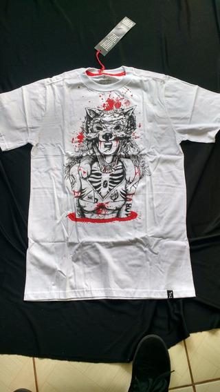 Camiseta Z Clothing Masculina (chapeuzinho)