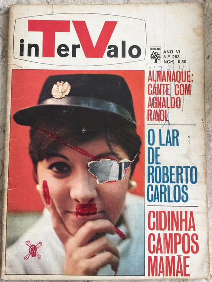 Revista Intervalo Nª 283 Data De 09 À 16/06/1969