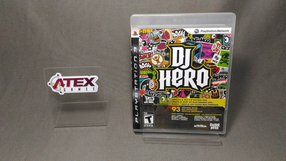 Dj Hero Para Playstation 3