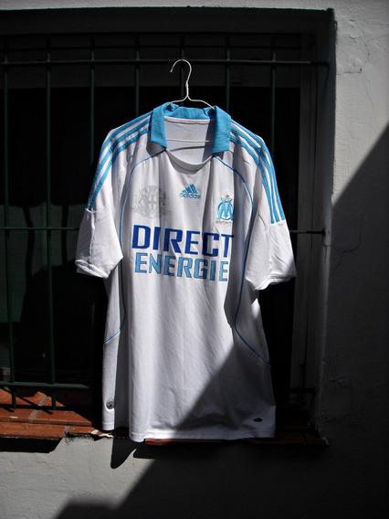 Camiseta Del Olympique Marseille Temporada 2008