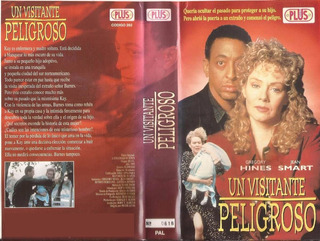 A Stranger In Town Vhs Jean Smart Gregory Hines 1995