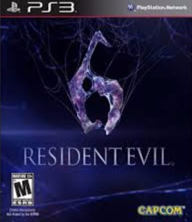 Resident Evil 6 Ps3 Juego Completo + Tema Dinámico