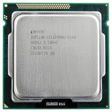 Celeron G540 Socket 1155 Oem Novo 2,5 Ghz Dual Com Garantia!