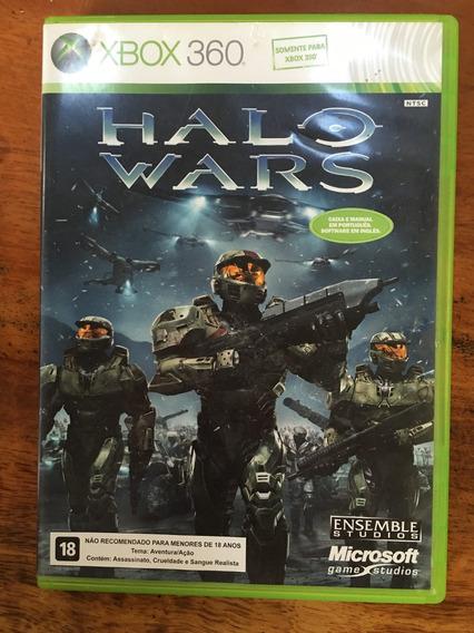 Jogo Xbox 360 Halo Wars