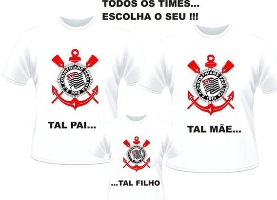 Camisetas 100% Poliéster Personalizadas Com Seu Time
