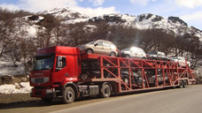 Transporte Ovelar Flete Traslado Vehiculos Batea Mosquito