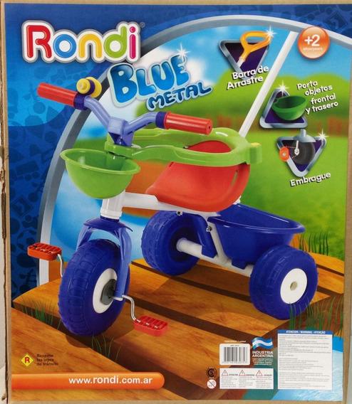 Rondi Triciclo Blue Metal