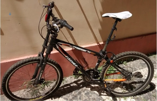 Bicicleta Aro 26, Fischer Extreme 21 Marchas, Alumínio