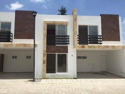 -- Rcv344n-287 -- 9 Casas Nuevas En Venta En Fraccionamie