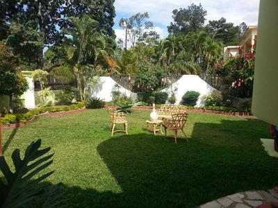 Br 809 Renta Casa Amueblada En Jarabacoa 4 Habitaciones
