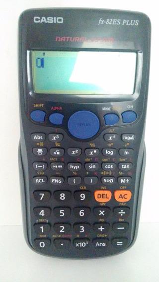 Calculadora Cacio Fx-82 Es Plus
