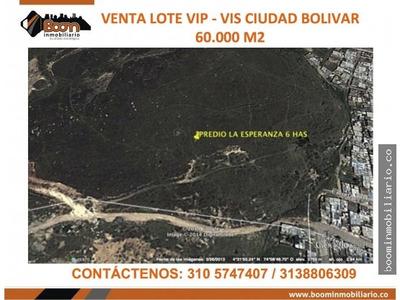 **venta Lote Vip - Vis Ciudad Bolivar
