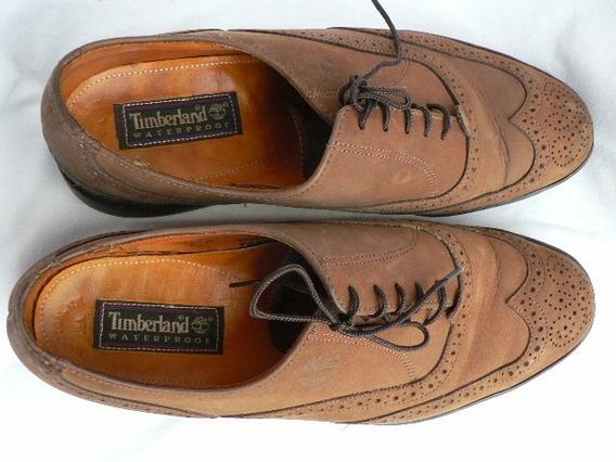 Zapato Acordonado Hombre Nº 43 Imperd Timberland Waterproof