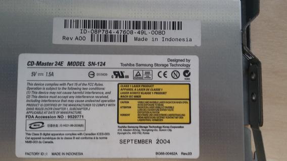 Dell 08p784 Toshiba - Samsung Cd-master 24e (sn-124) S.f.f.