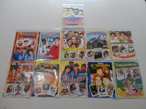 Os Trapalhões Coleção Dos Filmes