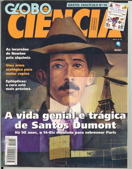 Revista Globo Ciencia - Outubro/1996