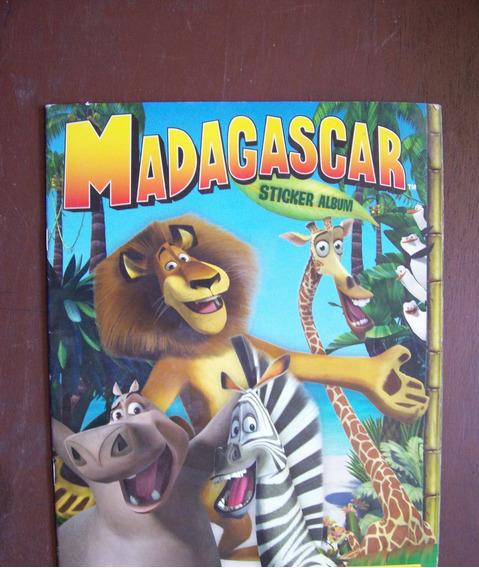 Madagascar Album Panini-es Solo El Álbum Sin Estampas