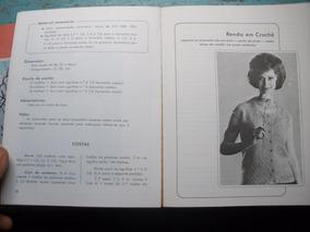 Livro De Como Fazer Croche