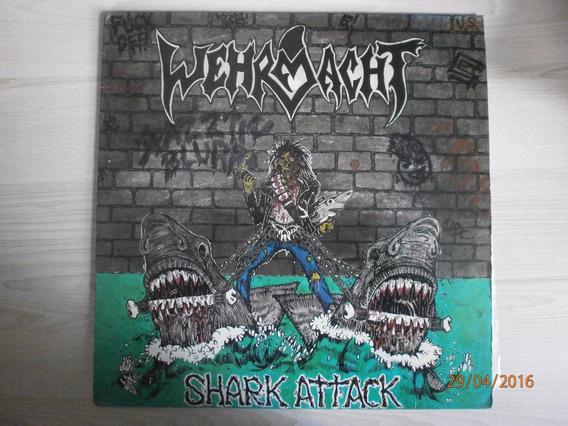 Wehrmacht - Shark Attack - Thrash/crossover Vinil Importado