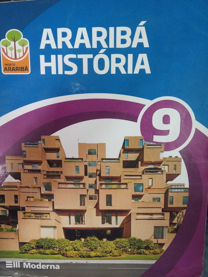 Araribá História 9 Ano- Projeto Araribá