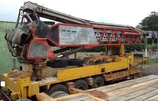 Transportadora Concreto Putzmeister - Modelo Telebelt 105