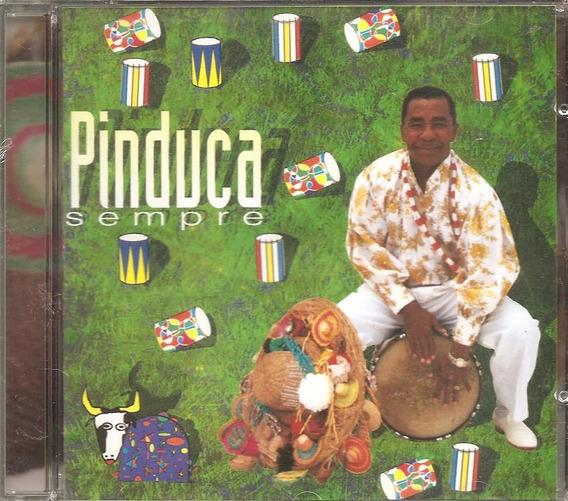 Cd Pinduca - Sempre - Mestre Do Carimbo (original Novo)