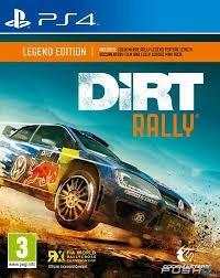 Dirt Rally Ps4 Pt Br Primário Por 6 Meses