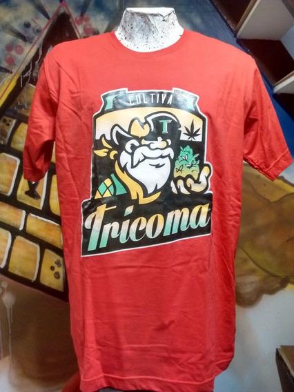 Remera Tricoma Clothes Modelo Cultiva - Le Boom Clap Olivos