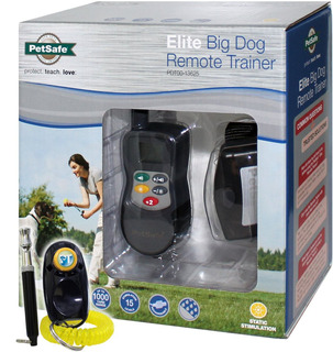 Kit Static Remote Petstek Training Clicker Dog Whistle