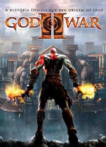 A História Que Deu Origem Ao Jogo God Of War - Robert E.