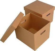 Cajas De Carton Corrugado..