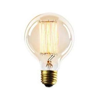 Conjunto De 4 Vendimia Midwood G25 Filamento De Los Bulbos 4