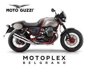Moto Guzzi V7 Racer Motoplex Belgrano