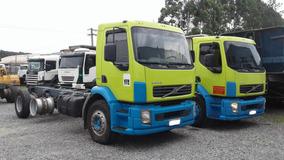 Volvo Vm 210 - Ano 2011 - Truck Chassi